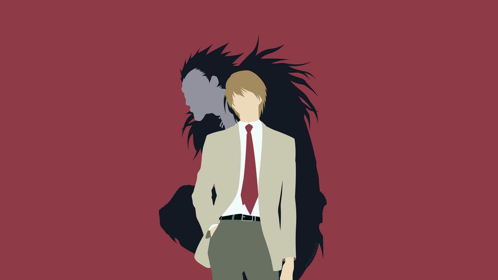 Light Yagami + Ryuk (Death Note)