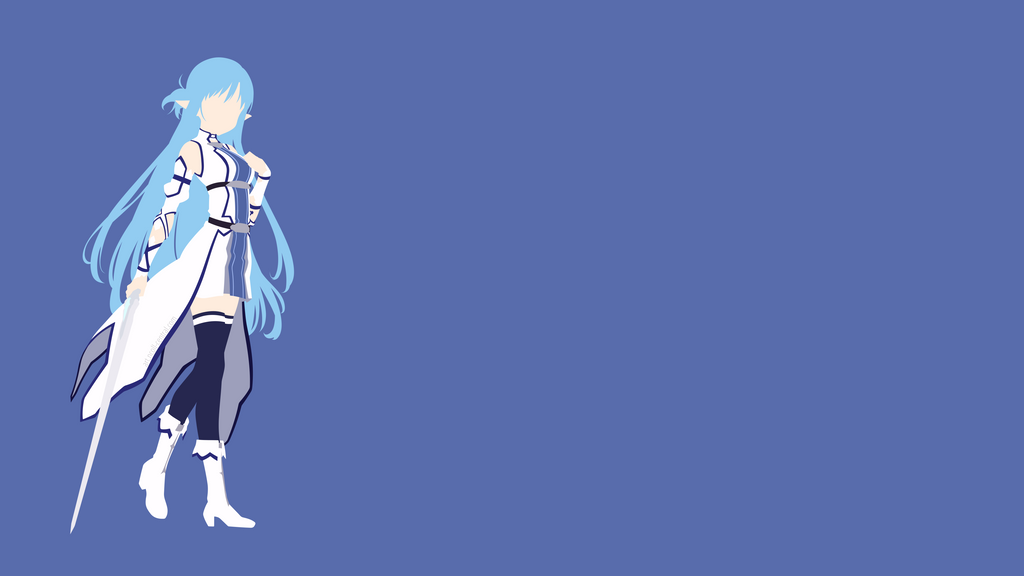 Asuna Yuuki [3] (Sword Art Online) by ncoll36