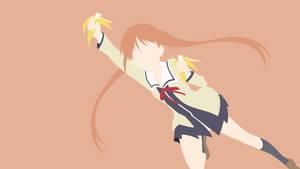 Yoshiko Hanabatake (Aho Girl) by ncoll36