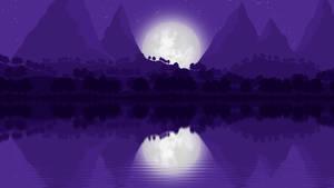 Landscape [15] - Lake Reflection