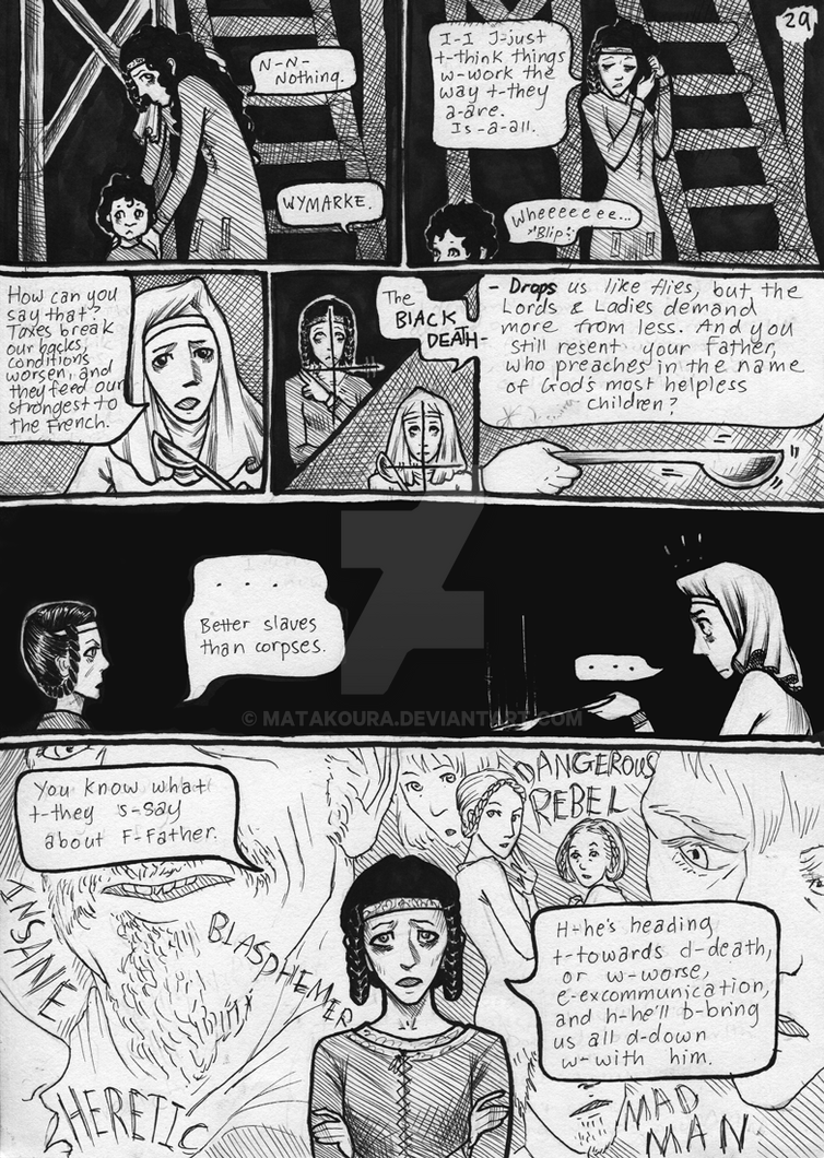 Invicta - Chapter Two, Page 6 - Slaves and Corpses by Dogviolet