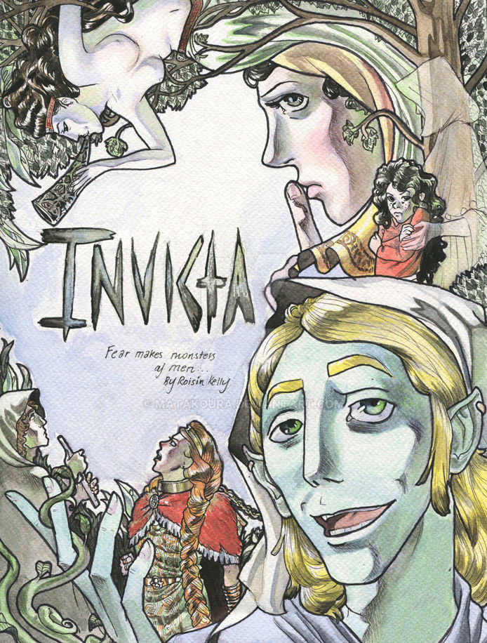 Invicta Cover by Matakoura