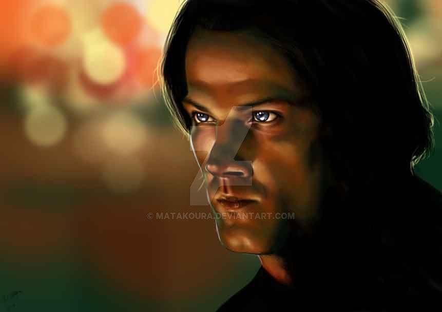 Sam Winchester by Matakoura