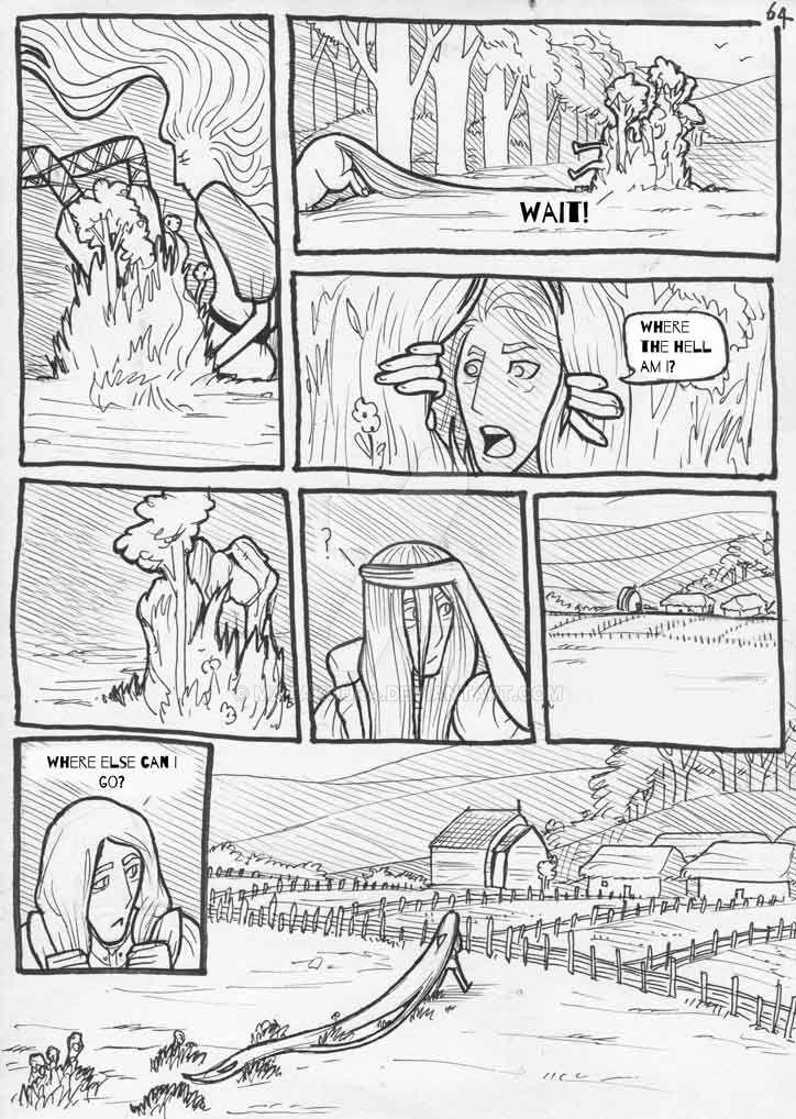 Invicta - Chapter Three, Page 19 by Matakoura