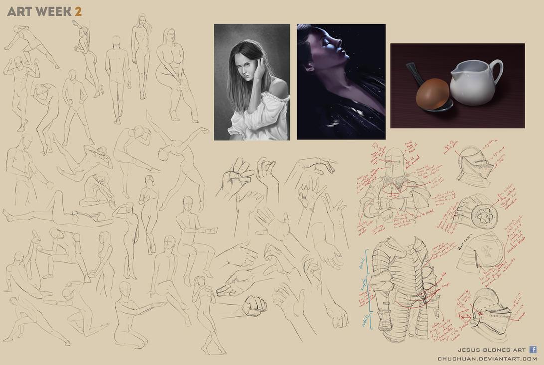 Art Week 2 by ChuchuaN