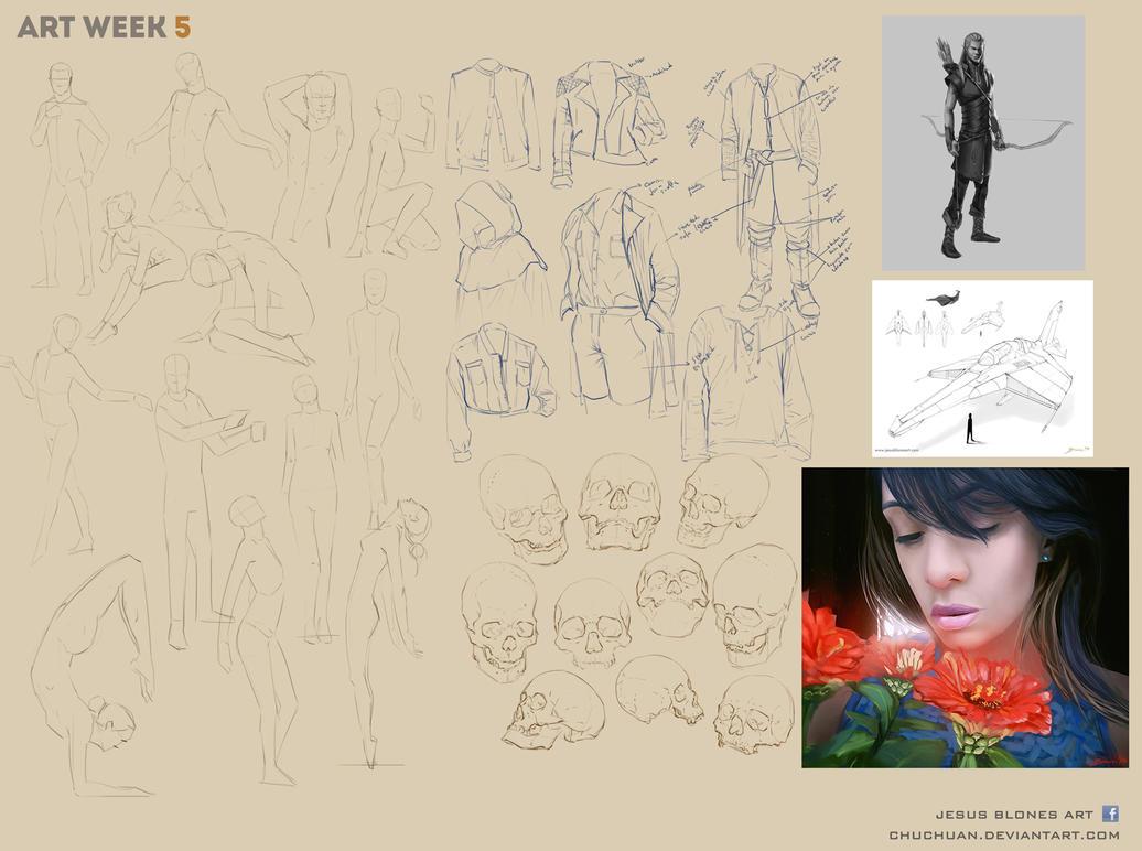 Art Week 5 by ChuchuaN