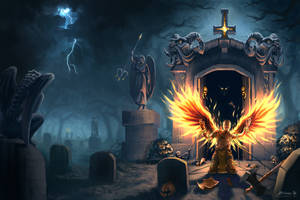 The Prisoner: Fallen Angel by ChuchuaN