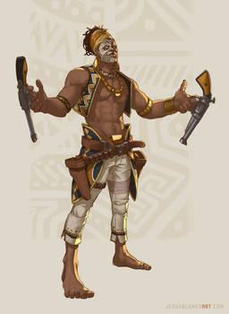Ade Jabari - Gunsliger
