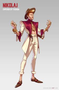 Nikolaj - Emperor of fashion