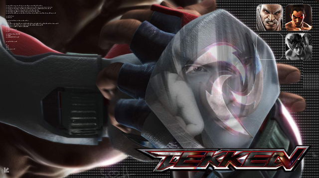 Wallpaper Tekken 6 by Amatory-neon