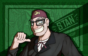 Stan Pines by SpinoOne