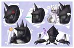 Necrozma Doodles