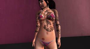 My Fav Tatt for Star by LydiaTremont