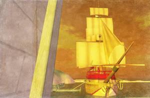 Ship Rizal by LydiaTremont