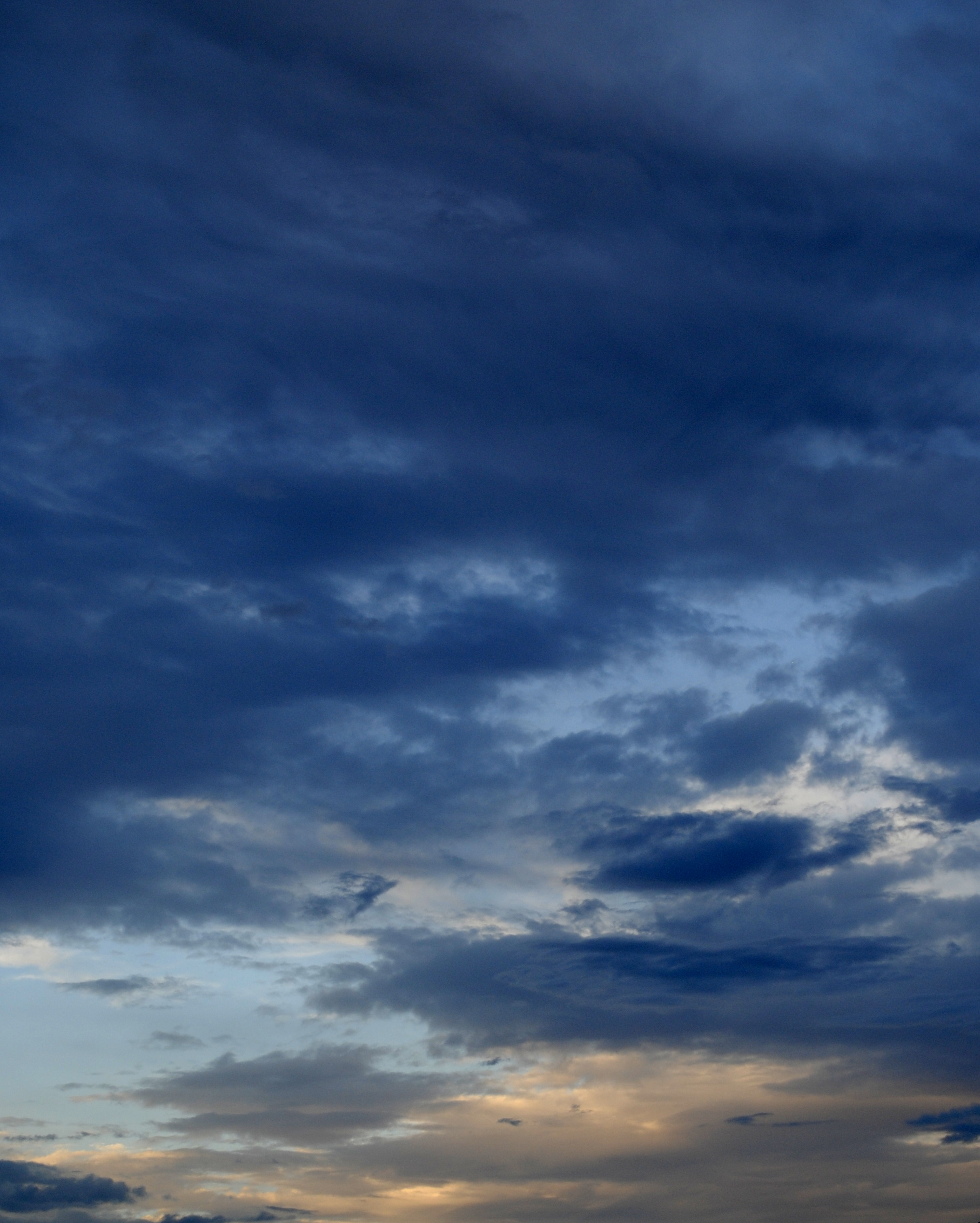 Evening Sky by LydiaTremont
