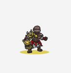 Overwatch Doomfist