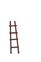 Wooden Ladder Stock Photo -  PNG by annamae22