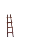 Wooden Ladder Stock Photo -  PNG