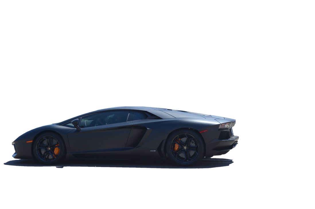 Black Matte Lamborghini Aventador2 Stock Photo Png By Annamae22 On