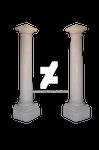 Columns-Pillars Stock Photo-PNG