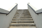 Stairway at Beach Stock Photo-PNG