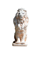 Lion Statue Stock Photo-0109-PNG by annamae22