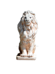 Lion Statue Stock Photo-0109-PNG