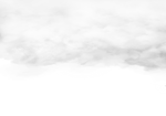 LIGHT Atmospheric Clouds PNG Stock 2 - Rough-Cut