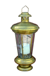 Hurricane Glass Lamp Stock Photo 0154 PNG