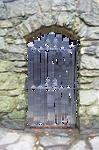 Stone PNG Metal Gate Stock Photo DSC 0109