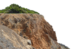 Rocky Cliff Stock Photo 0217 PNG