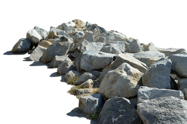 Rocks Stock Photo 0250 PNG Elements by annamae22