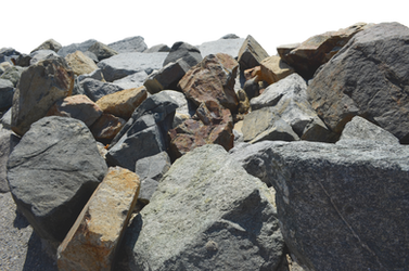 Rocks Stock Photo 0224 PNG Elements by annamae22