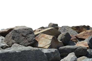 Rocks Stock Photo 0029 PNG Elements by annamae22