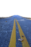 Road -Highway- in Distance -Stock Photo -PNG