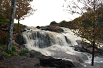 Waterfall PNG Background Stock Photo 0239