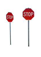 STOP Signs Stock Photo DSC 0076 PNG by annamae22