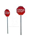 STOP Signs Stock Photo DSC 0076 PNG
