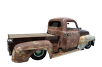 Old Truck PNG Stock Photo 0007 Side View