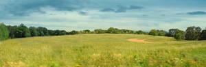 Field Background Stock 0123 LONG Sky 4