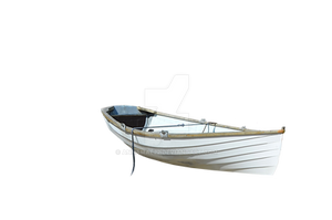 Boat New Boat with Rope PNG Stock USETHISONE copy