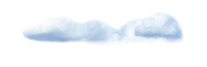 Puffy flaoting Cloud PNG Stock Photo 0352 Cut Out