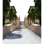 Villa Entrance PNG Stock Background 0073- TEXTURE
