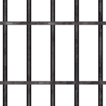 Metal Bars  PNG Stock Photo LONG cc1