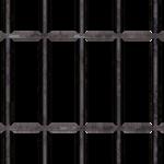 Metal Bars  PNG Stock Photo LONG cc1