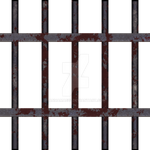 Metal Bars  PNG Stock Photo cc2