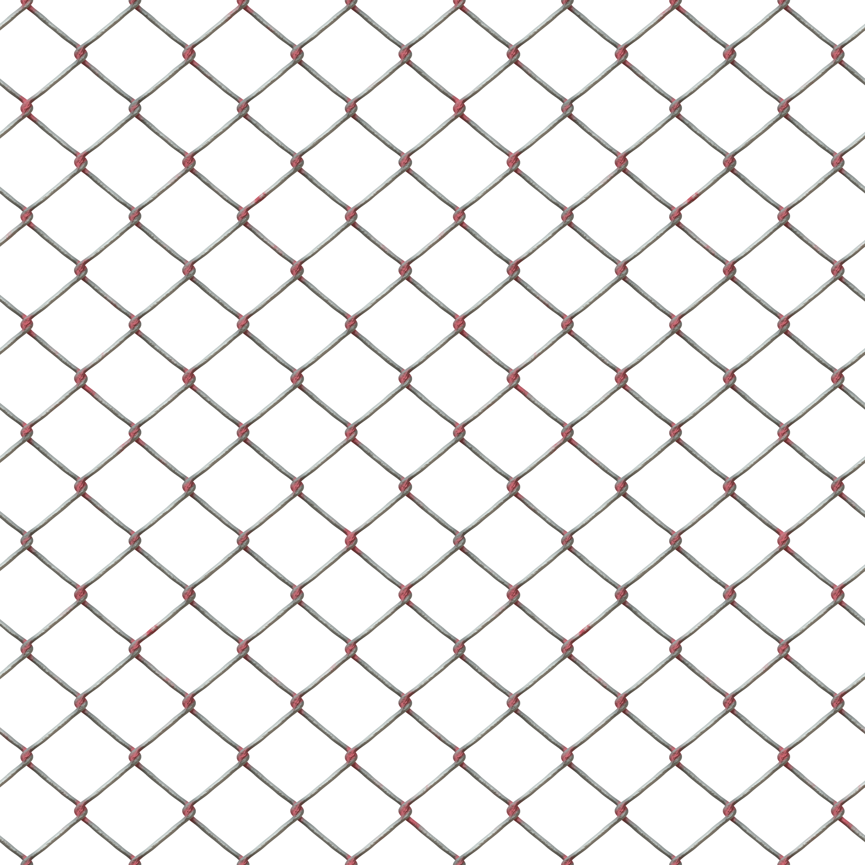 Metal Chain Fence PNG Stock cc2 LARGE by annamae22