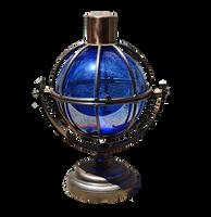 Glass Hurricane Lamp Stock Photo 01602 by annamae22