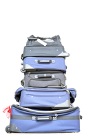Pile of Luggage PNG Stock Photo 0038 by annamae22