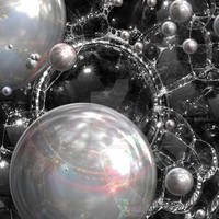 Abstract Bubble on Bubble Stock  Photo 3010 square